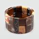FULL TILT Shell/Filigree Cuff Bracelet