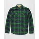 UNDER ARMOUR Borderland Mens Flannel Shirt