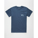 RVCA VA Mens Pocket Tee