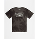 VANS Spider Full Patch Boys T-Shirt