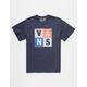VANS Squared Boys T-Shirt