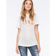VANS Heavy Baggage Womens Tee