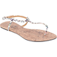 CHARLES ALBERT Cork Footbed Womens Sandals