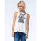 VOLCOM Womens Ribbed Tank