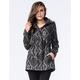 FULL TILT Womens Wool Anorak Jacket