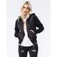 JOU JOU Womens Hooded Puffer Jacket
