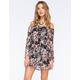 GYPSIES & MOONDUST Floral Off The Shoulder Dress