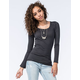 ACTIVE Basic Scoop Womens Tee