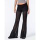 H.I.P. Crochet Womens Flare Pants