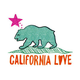 BILLABONG Cali Love Bear Sticker