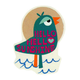 BILLABONG Birdie Sticker