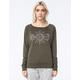 DESERT DREAMER Celestial Womens Sweatshirt