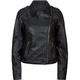 LOST Pax Womens Faux Leather Jacket