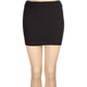 FULL TILT Fold-Over Body Con Skirt