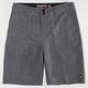 QUIKSILVER Bassdrum Mens Hybrid Shorts