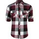 SUBCULTURE Rover Mens Flannel Shirt
