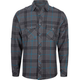 SUBCULTURE Paramount Mens Flannel Shirt