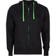 STANDARD SUPPLY Slim Fit Mens Zip Hoodie