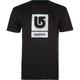 BURTON Logo Fill Mens T-Shirt