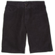 BURNSIDE Corduroy Mens Shorts