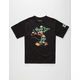 NEFF Disney Collection Mickey Floral Boys T-Shirt