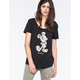 NEFF Disney Collection Floral Mickey Womens Tee