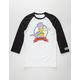 NEFF x The Simpsons Bartman Mens Baseball Tee