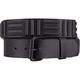 Matte Black Bars Belt