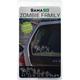 GAMA GO Zombie Family Car Stickers