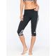 HURLEY Nike Dri-Fit Womens Crop Leggings