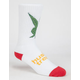 LRG Highly Motivated Mens Crew Socks