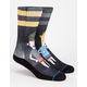 STANCE Party On The Left Classic Crew Mens Socks