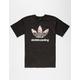 ADIDAS Floral Stack Mens T-Shirt