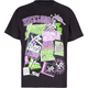 YOUNG & RECKLESS Sticker Pack Boys T-Shirt