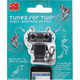 Tunes For Two Robot Headphone Splitter