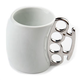 Fisticup Brass Knuckle Coffee Cup