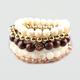 FULL TILT 5 Piece Beaded Bracelets