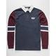 VANS Seymour Mens Rugby Shirt