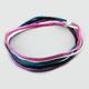 FULL TILT 5 Piece Metallic Stretch Headbands