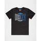 HURLEY Vader Mens T-Shirt