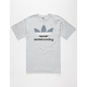ADIDAS Gradient 3.0 Mens T-Shirt