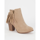 ADRIANA Juniper Womens Booties