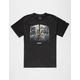 ROOK x THE WALKING DEAD Dead Inside Mens T-Shirt