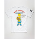 NEFF x The Simpsons Underachiever Mens T-Shirt
