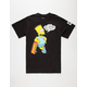 NEFF x The Simpsons Who The Hell Are You Mens T-Shirt