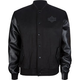 LIRA Mens Letterman Jacket