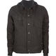 FOX Dunkirk Mens Hooded Denim Jacket