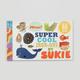 SUKIE Super Cool Iron-Ons