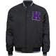 KR3W Breakdown Mens Letterman Jacket
