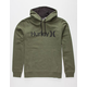HURLEY Surf Club One & Only Mens Hoodie